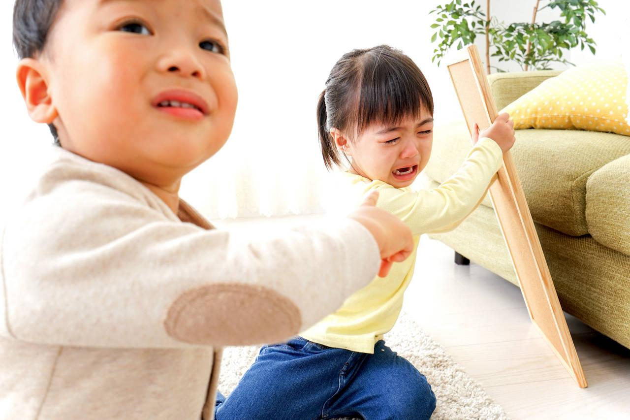 子どもの喧嘩を成長のチャンスに!ママの上手な関わり方や心得