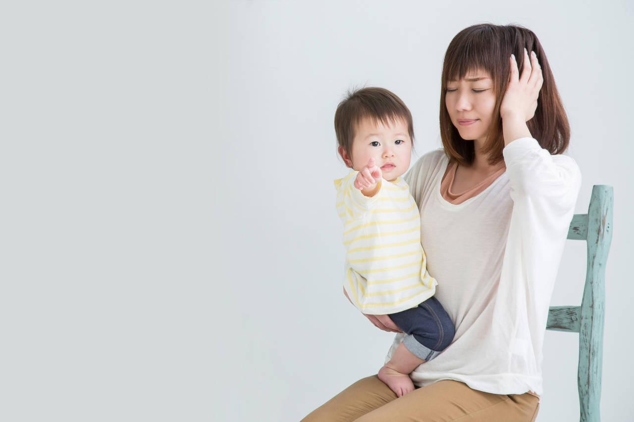 赤ちゃんの声が大きいのはなぜ?大きな声を出したときの対処法