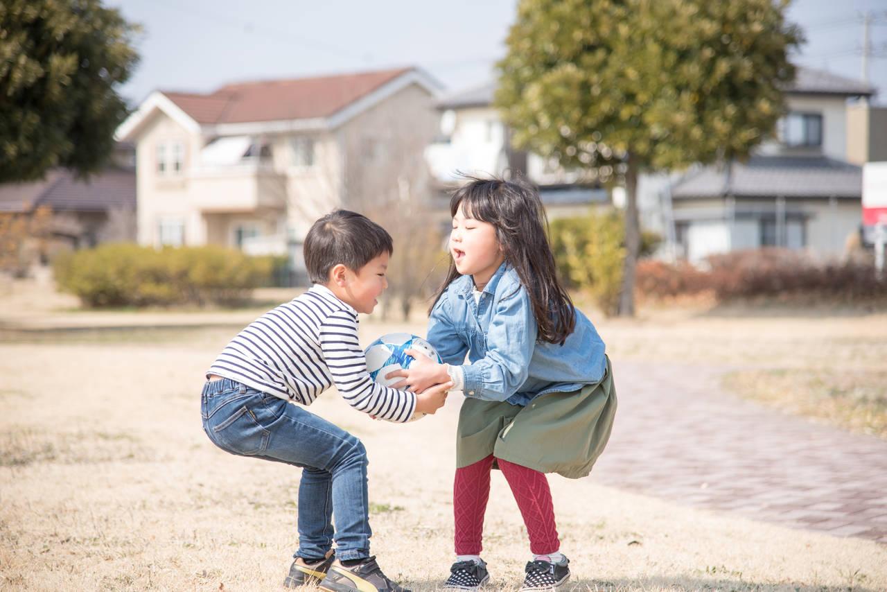 かわいい子どもには喧嘩させよ?成長につなげるためのママの関わり方