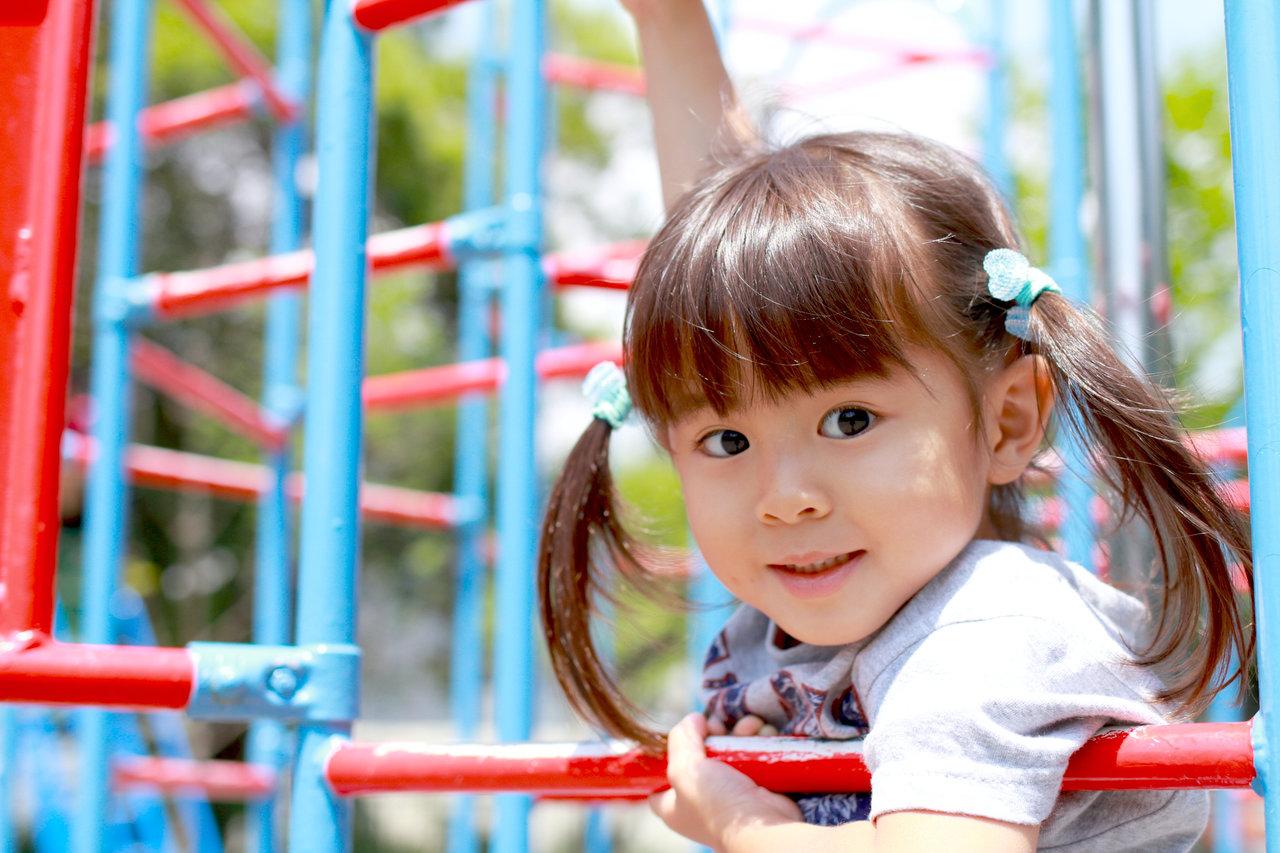福岡の子連れにぴったりな公園!プールやアスレチックを楽しもう