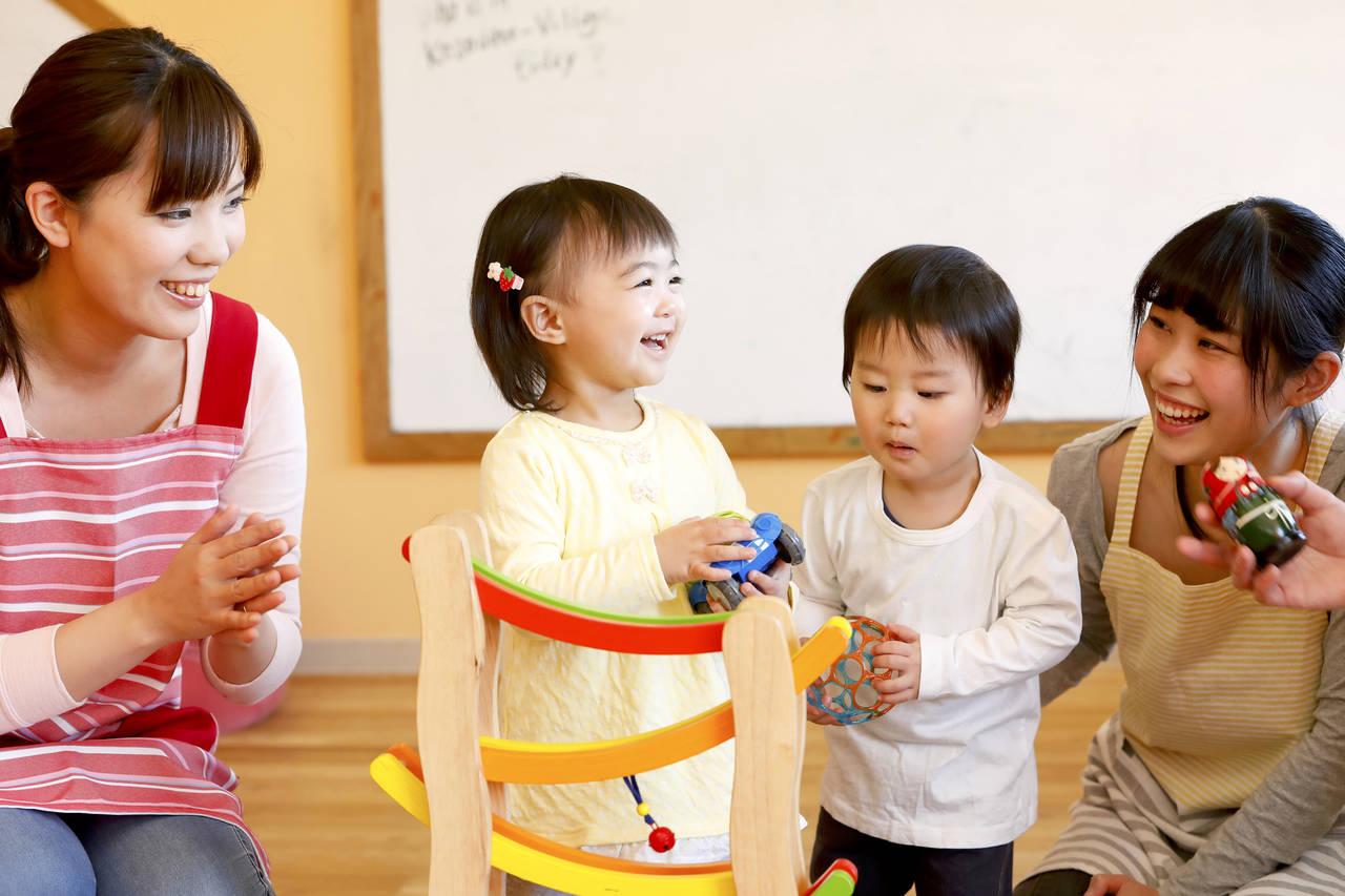 保育園児のコミュニケーション能力とは?気になる幼稚園児との違い