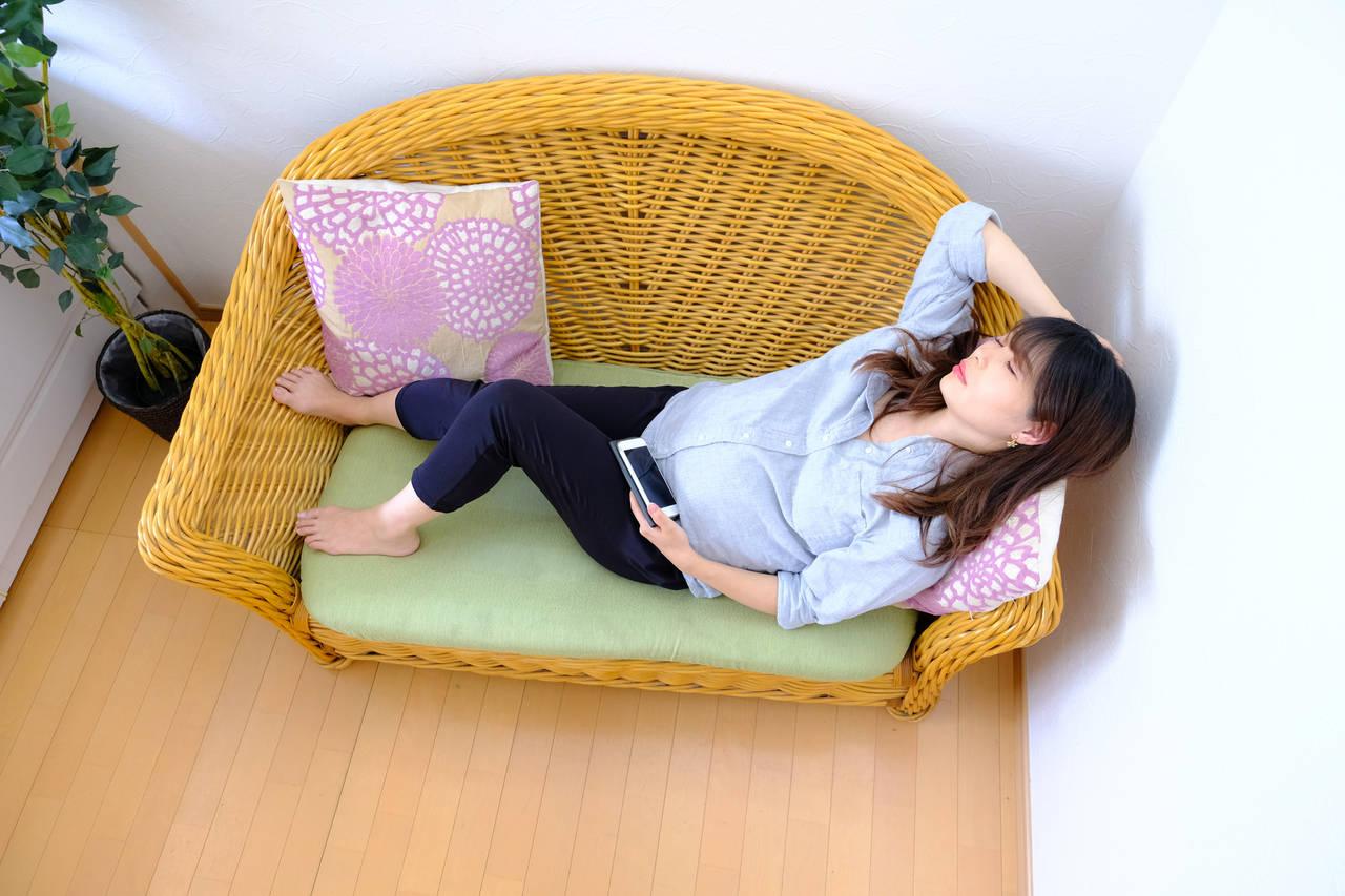 正産期の眠い症状の原因とは?睡魔の対処法や注意点を紹介