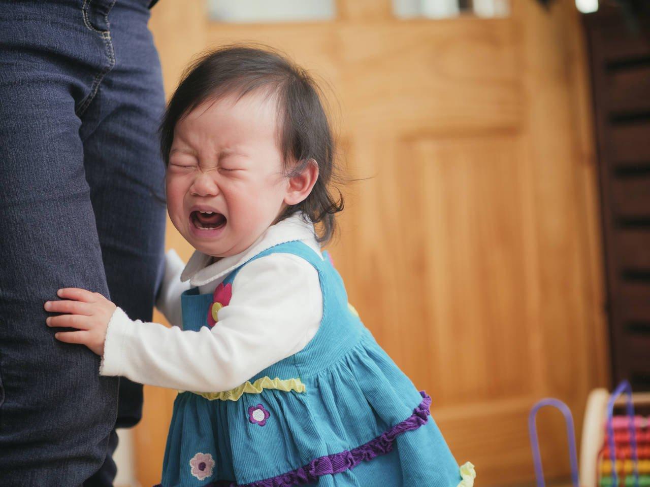 1歳の子どもが叩いてくる理由は?体と心の発達と叱り方のポイント