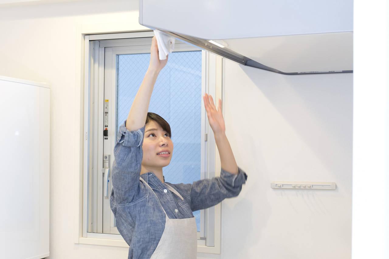 換気扇で家族の健康と家を守ろう!使い方のコツや掃除方法を紹介