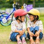 おしゃれヘルメット「nicco(ニコ)」で自転車デビューはいかが?
