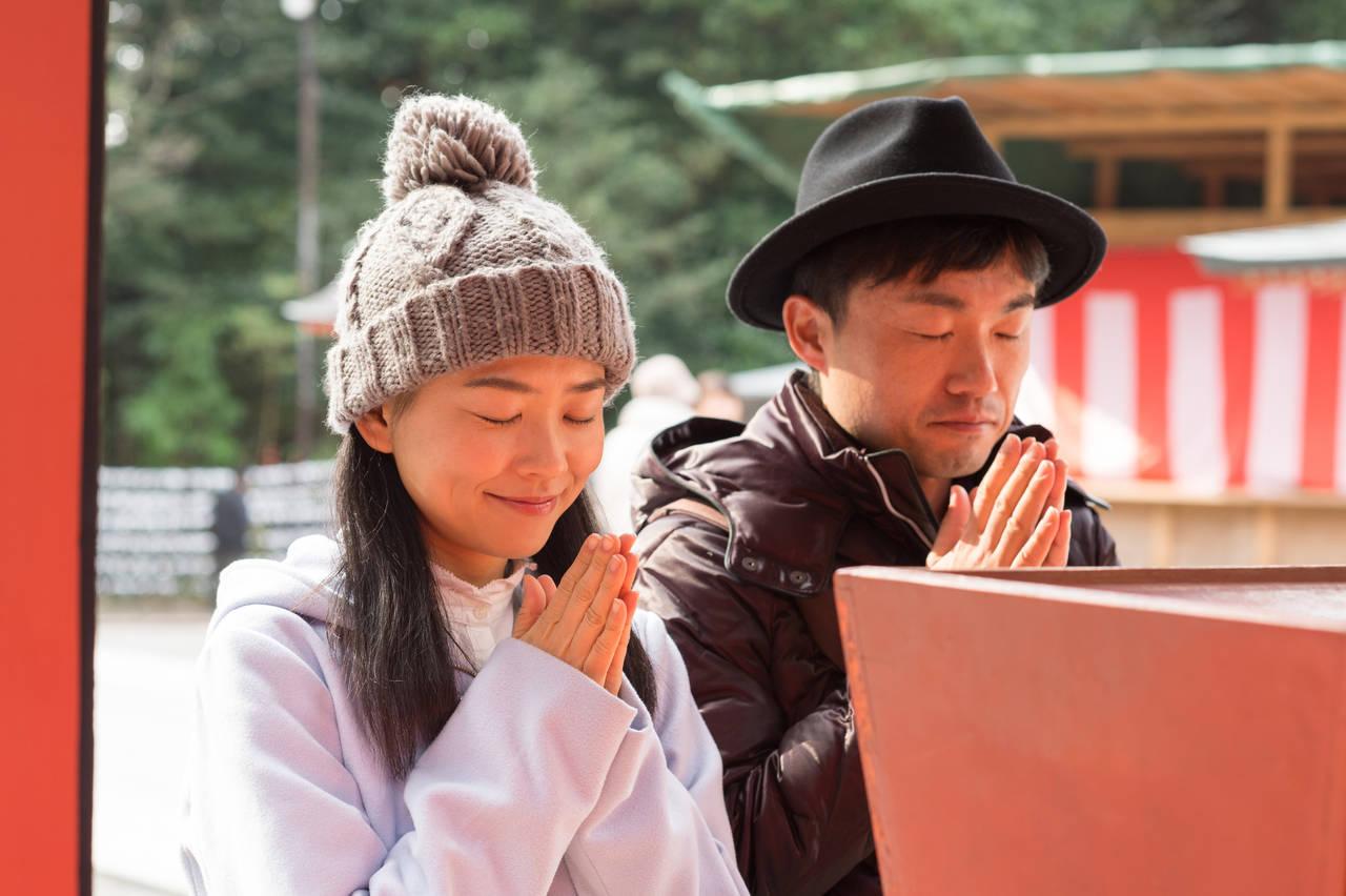 東京で子宝祈願ができる神社やお寺。待ち受けにしてご利益を授かろう