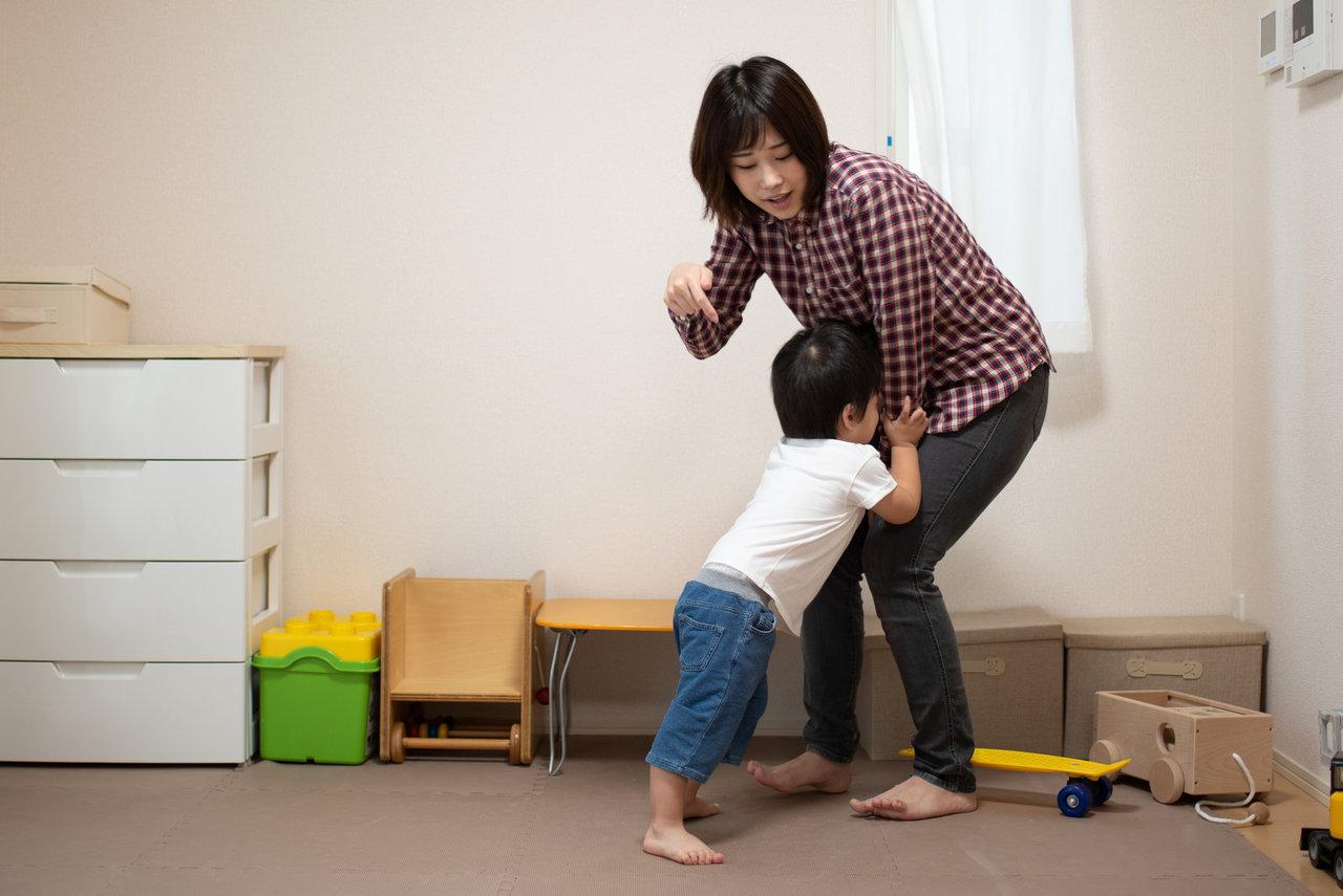 しつけでつい手が出るママ必読!叩かずに子どもをしつける心がけとは