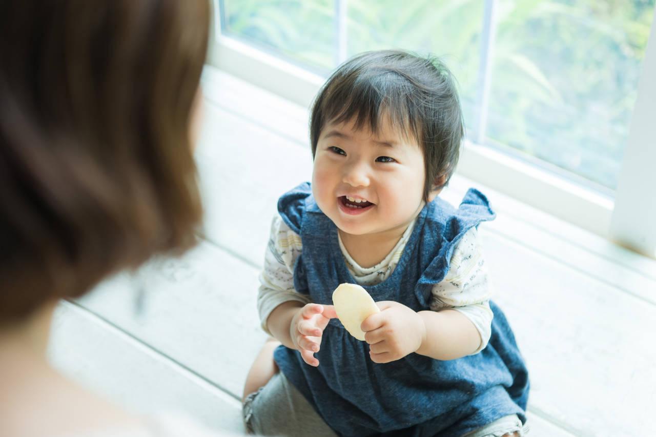 おやつは子どもの栄養源!簡単レシピやママが注意したいこと