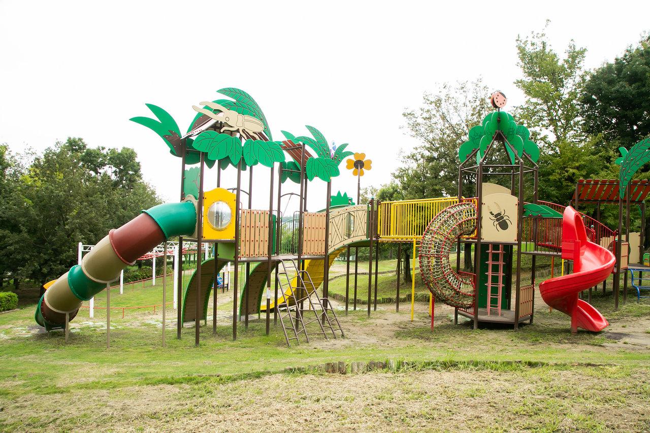 【愛知】きょうだいも一緒に遊べる「ベティさんの家 旭公園」