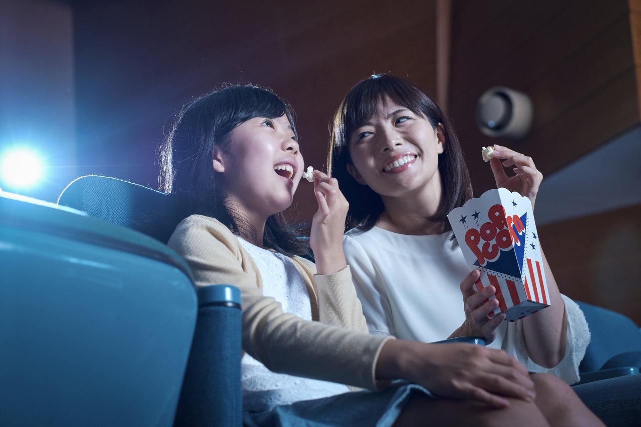 子どもと映画を節約して見る方法は?映画デビューをお得に楽しもう
