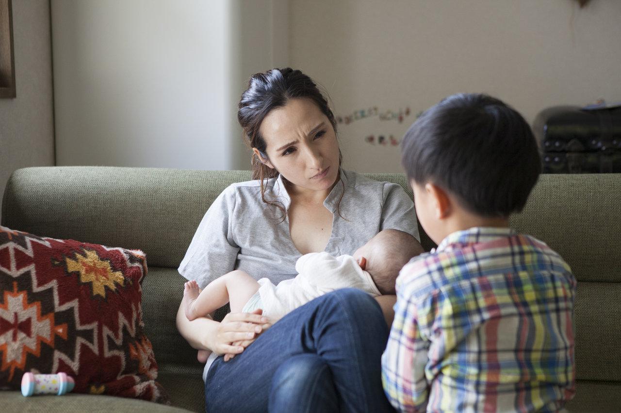 ガルガル期のママと上の子の関係。子どもとの向き合い方と対処法