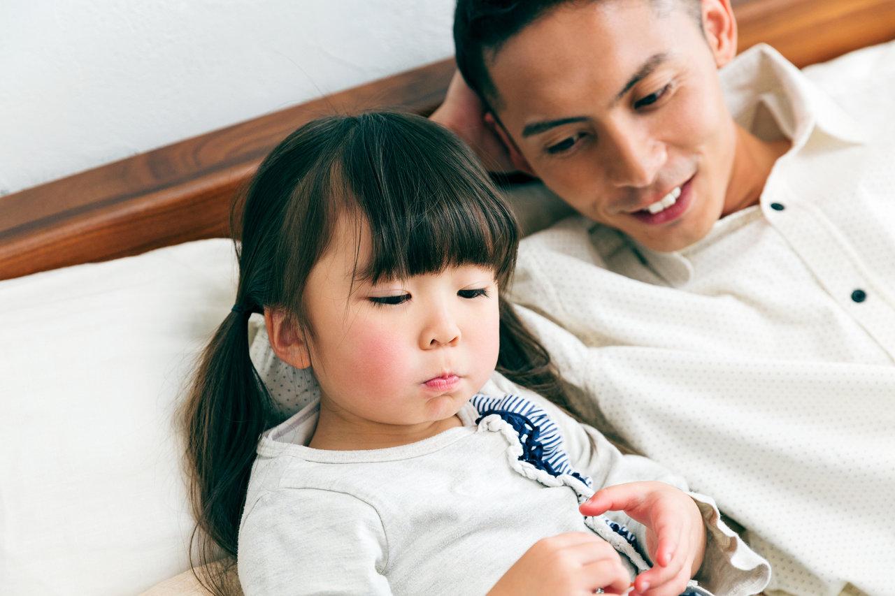 反抗期の3歳児がパパ嫌いに?原因や対応法を知って克服しよう