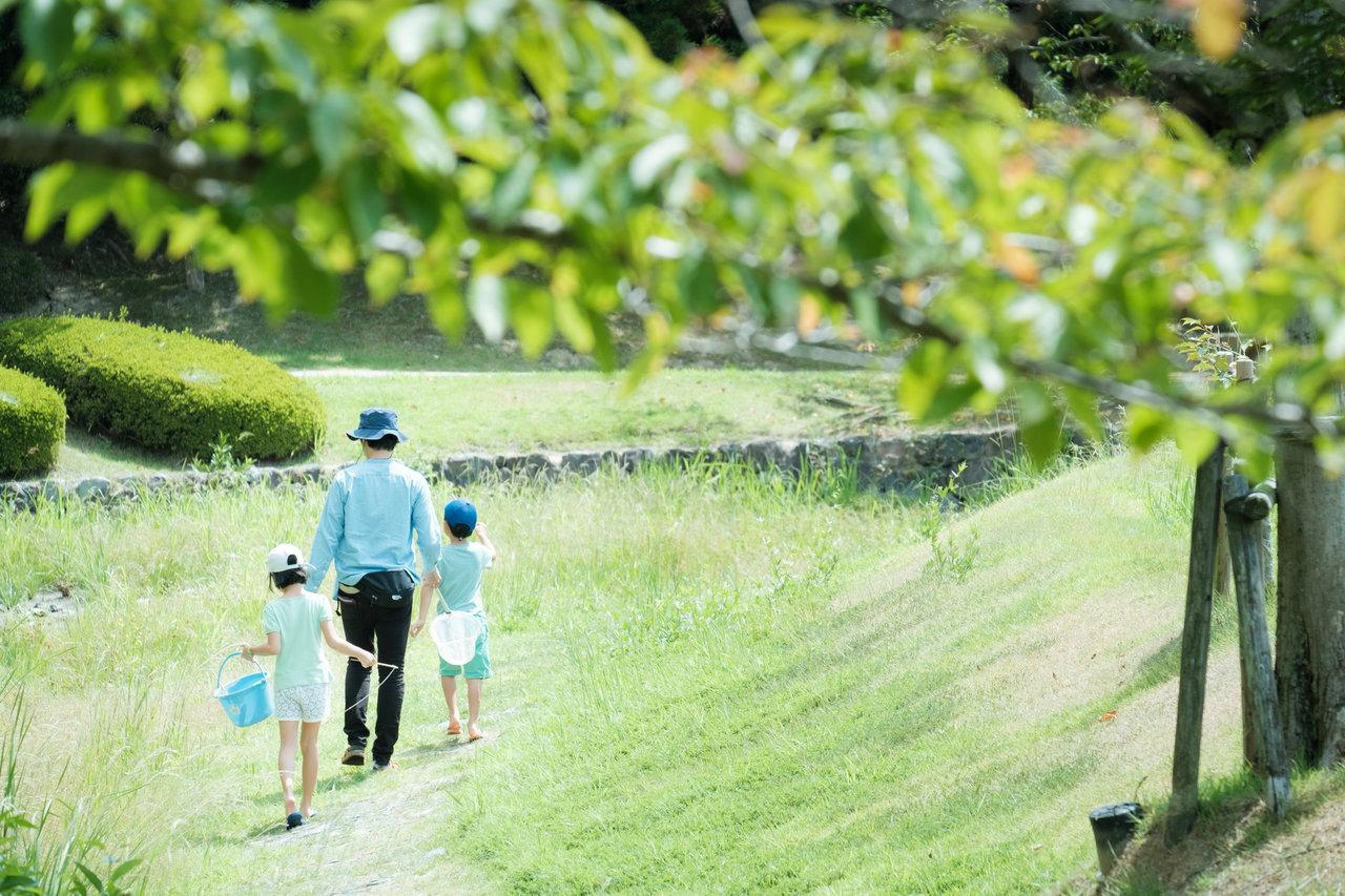 京都のアウトドアを満喫しよう!大自然の中で家族と過ごすスポット