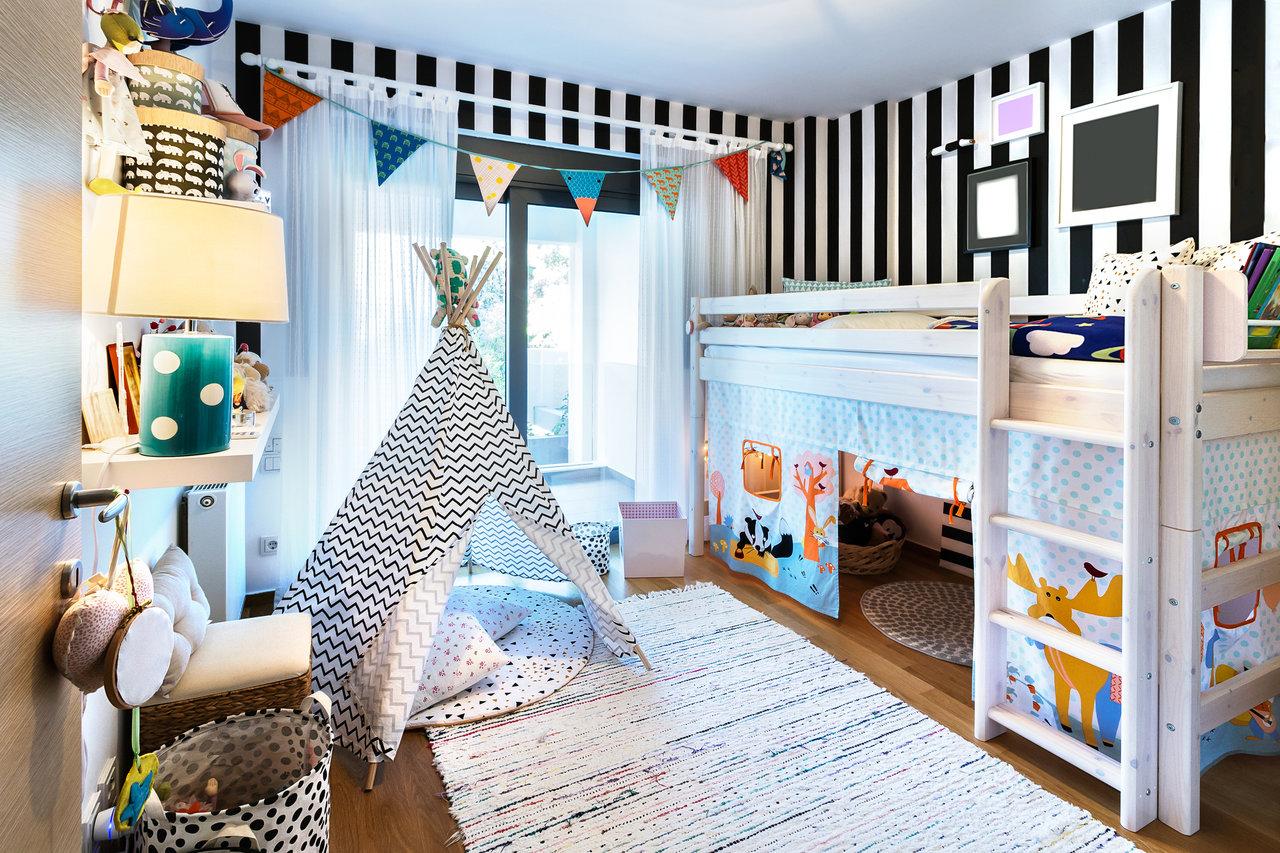 子どもに一人部屋を作りたい!成長をサポートする部屋作りのポイント