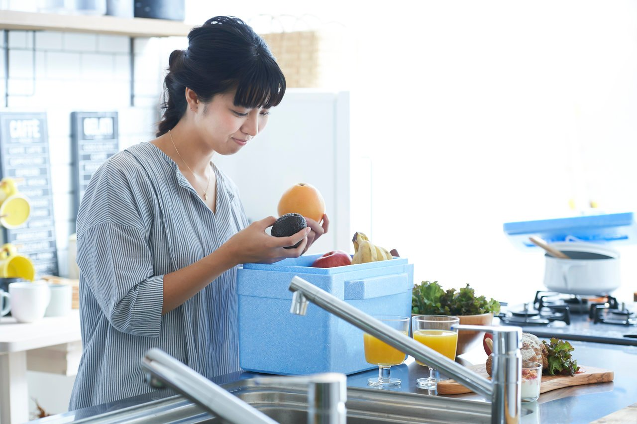 兼業主婦の味方「ネットスーパー」とは?時間や食費の節約でゆとりも