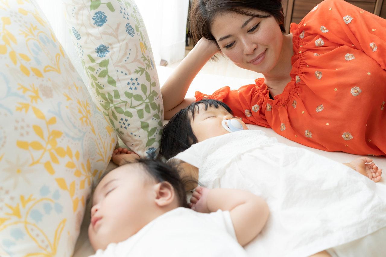 双子のママってやっぱり大変?意外なメリットと育児を楽にする心得