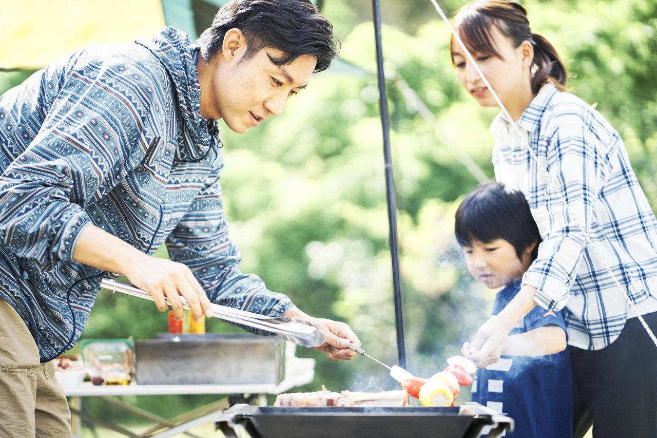 和歌山のアウトドア施設に行きたい!休日は家族で元気に外遊びしよう