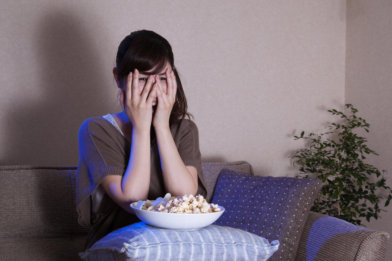 ホラー好きな女性の心理とは?多忙なママのホラー視聴時間の作り方