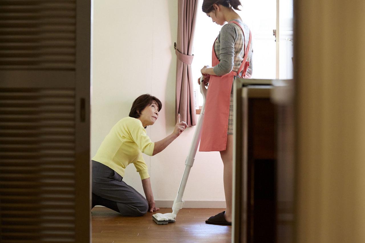 姑からの嫁いびりをやめさせたい!姑の心理と上手な対処法を知ろう