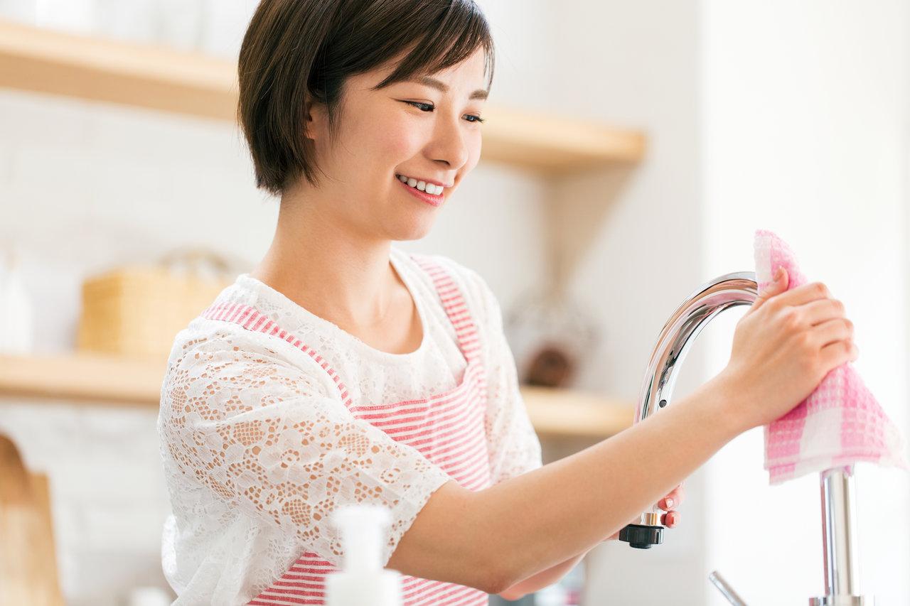 毎日使うシンクの正しい洗い方。忙しいママにこそ知ってほしいコツ