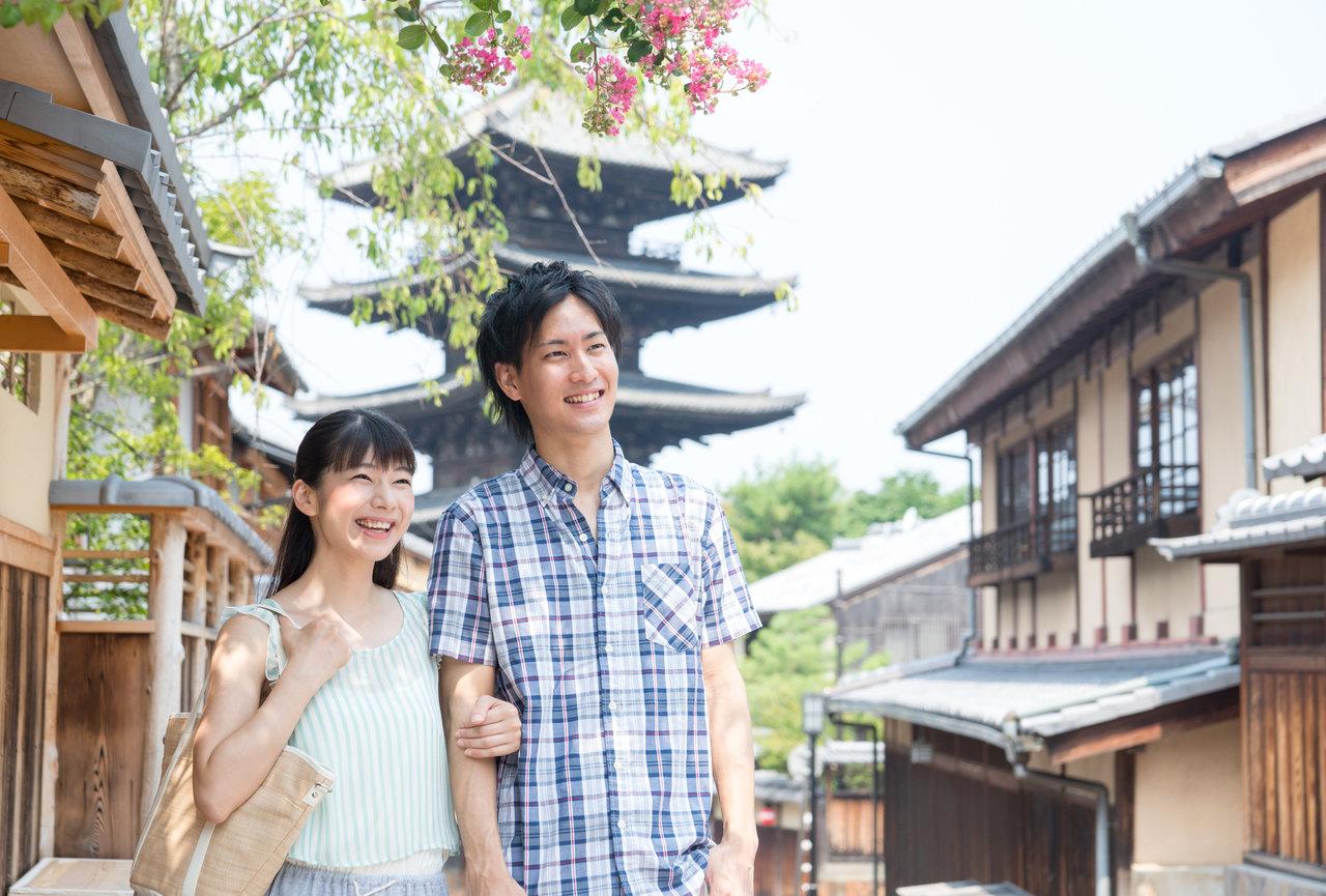 夫婦で京都へ旅行に行こう!優雅なお宿や夫婦円満のパワースポット