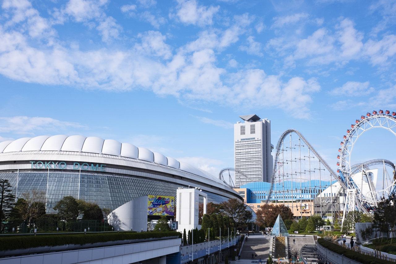 東京ドームシティへ遊びに行こう!子ども向け遊びガイドと便利な情報