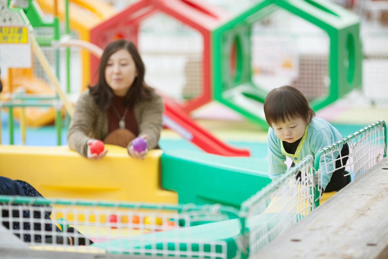 福岡で子どもと楽しむ屋内施設!雨の日も親子で1日中遊びつくそう