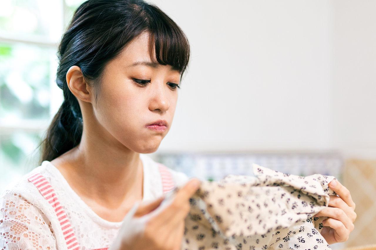 服の捨てどきに悩むママへの断捨離法。見極め方を知って有効に活用を