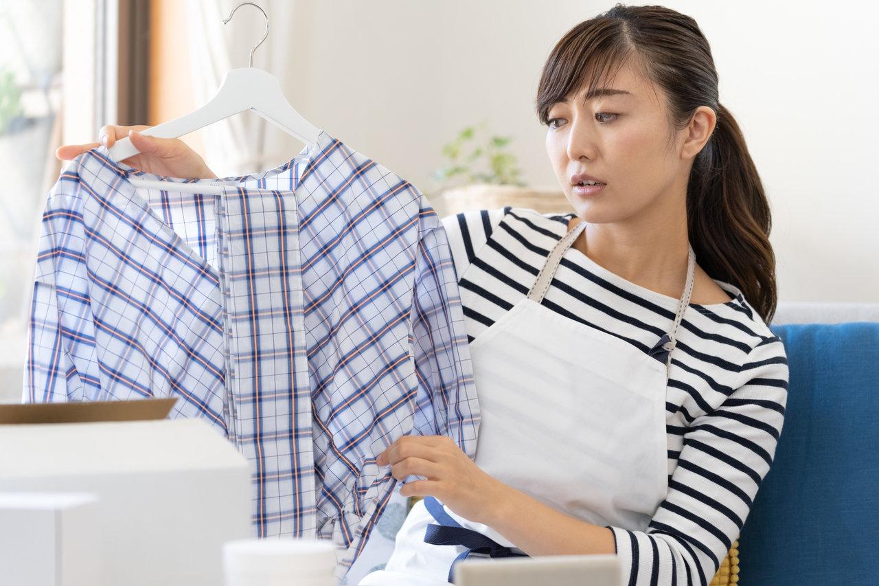 部屋着用の服の捨てどきとコツは?ママの悩みや捨てることのメリット