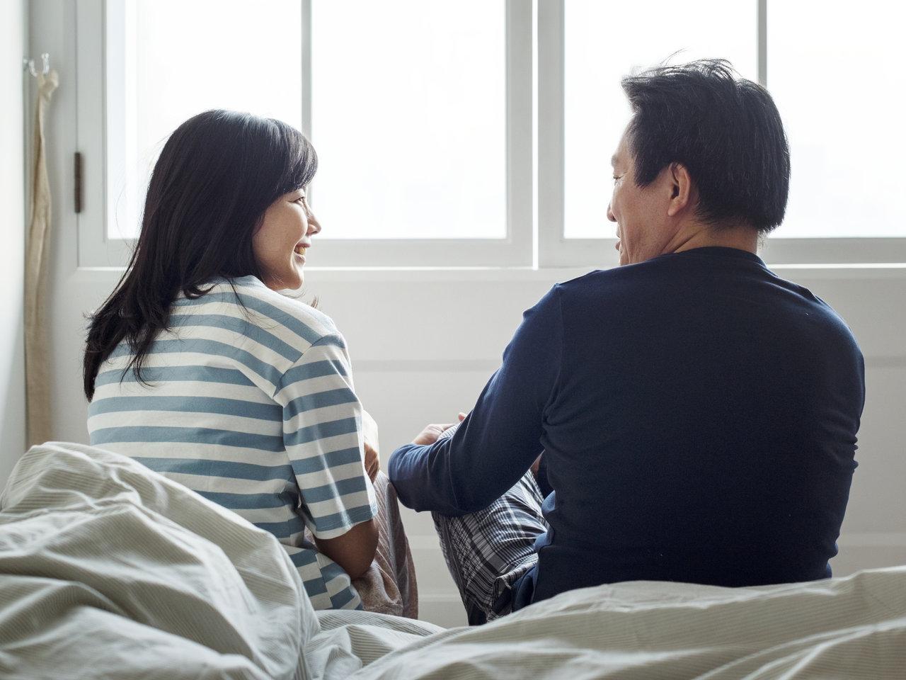 セックスレス期間に夫婦で向き合う。絆を深めるきっかけにするには