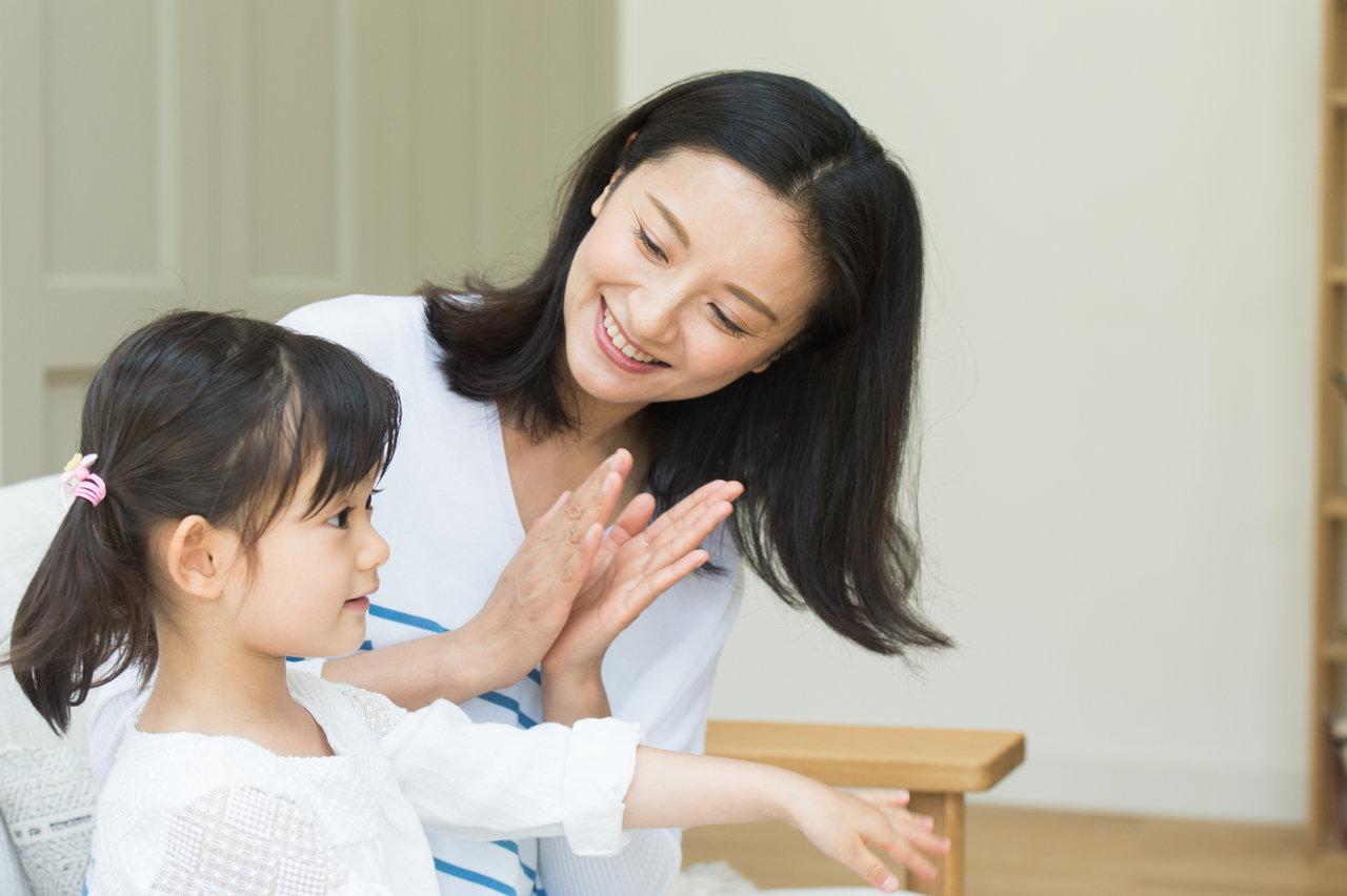 5歳児には褒めることが効果的!的確な対応でママの愛情を伝えよう
