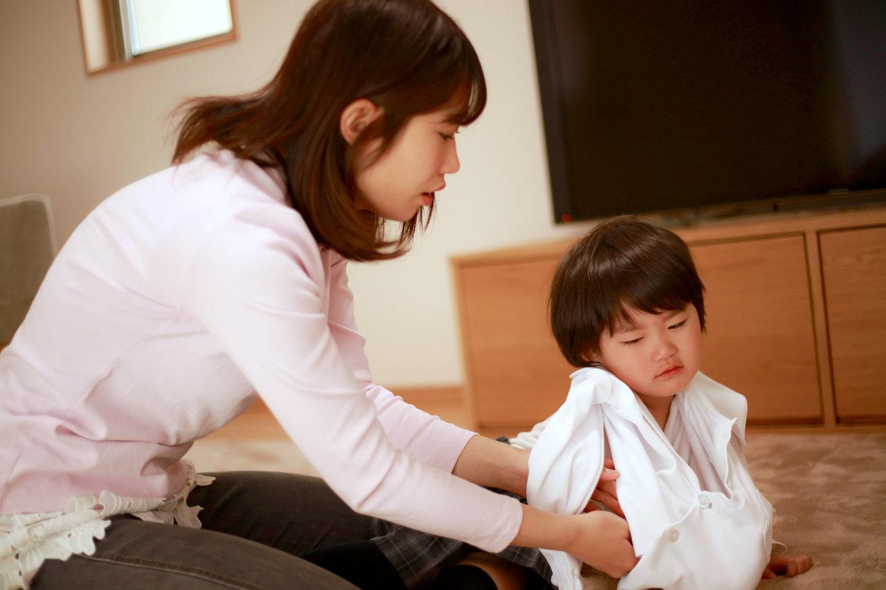 赤ちゃん返りは幼稚園に行ってもある?赤ちゃん返りの原因と対処法