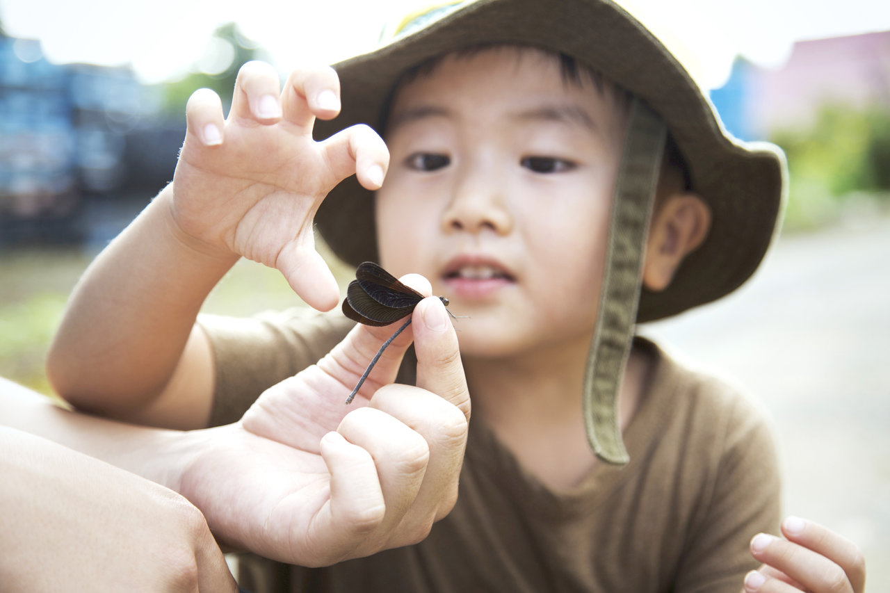 好奇心いっぱいの3歳児に合う遊びは?心と体の発達につながる遊び方