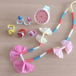 子どものための腕時計やアクセ!身近な素材でおしゃれ小物を作ろう