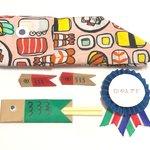 折り紙でこどもの日準備!鯉のぼりの箸袋やロゼットの名札