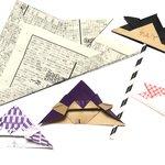 折り紙や新聞紙を使用してかぶとの工作!こどもの日を楽しもう