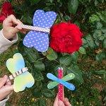 4歳から作れる木製洗濯ばさみ昆虫!遊んで飾れるチョウチョとトンボ