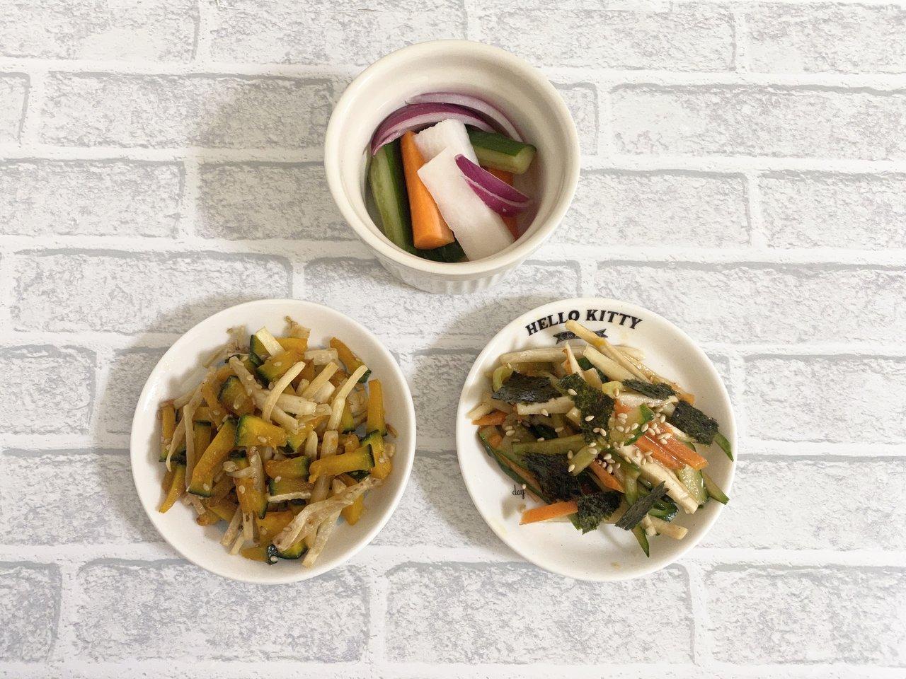 作り置きで朝ごはん作りを時短しよう!大根を使った常備菜レシピ