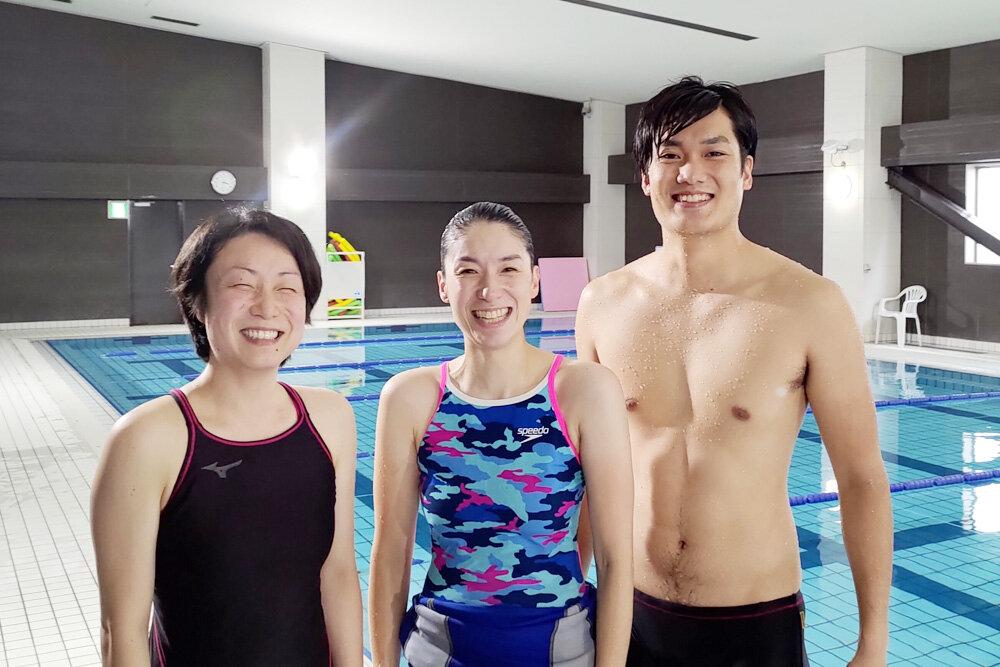 「子どもの笑顔をみるために」スイミングスクール、私たちのコロナ対策「東京マリン江北フィットネス」