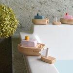 お風呂であそべる木製おもちゃ「ofune」先行販売開始