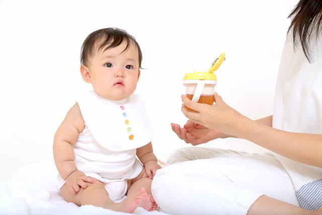 かすれる 赤ちゃん 声
