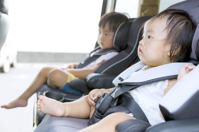 タクシー 赤ちゃん 抱っこ