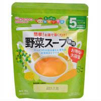 【楽天市場】アサヒグループ食品 和光堂 たっぷり手作り応援 野菜スープ 徳用 顆粒 5ヶ月頃から 46g(約20回分) | 価格比較 - 商品価格ナビ