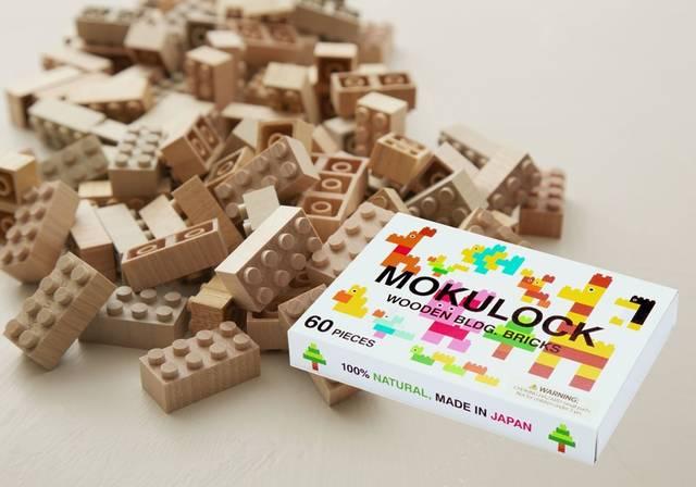 MOKULOCK(モクロック)もくロック 60ピースセット