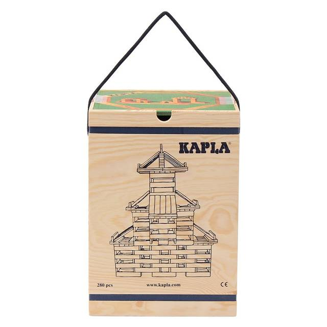 Kapla カプラ 魔法の板 280