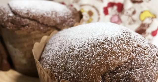 バレンタイン♡チョコカップケーキ by クック甘党。 【クックパッド】 簡単おいしいみんなのレシピが286万品