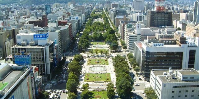 大通公園 | ようこそさっぽろ 北海道札幌市観光案内