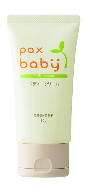 Amazon | パックスベビー ボディークリーム 50g | PAX BABY(パックスベビー) | ベビークリーム