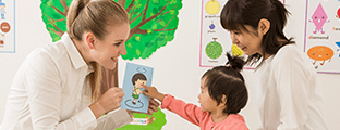 子供英会話・こども英語のECC KIDS ENGLISH WORLD