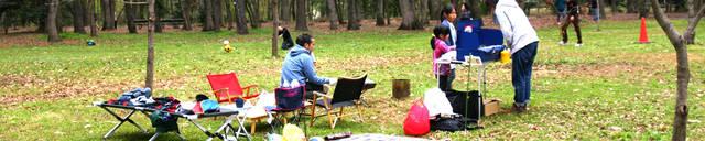 智光山公園-武蔵野の豊かな自然をそのまま生かして作られた都市公園-